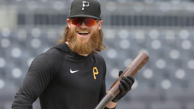 Ben Gamel, Pittsburgh Pirates
