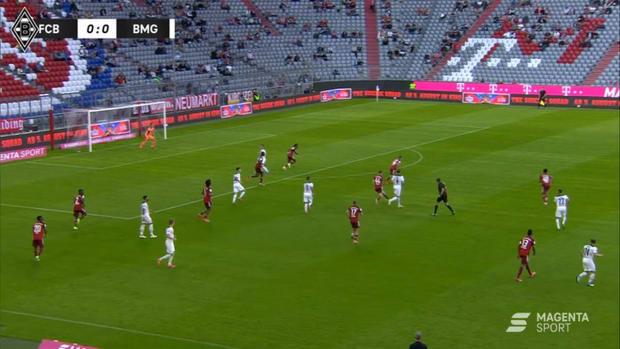 Gladbach earn friendly win over Bayern