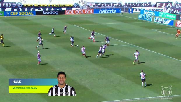 Top three goals of 2021 Brasileirão's Week 13