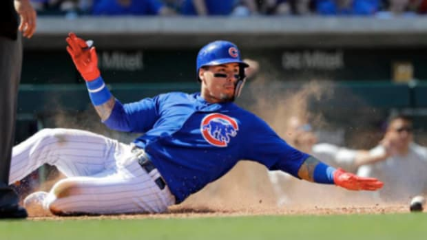 Mets acquire infielder Javier Baez at the MLB trade deadline