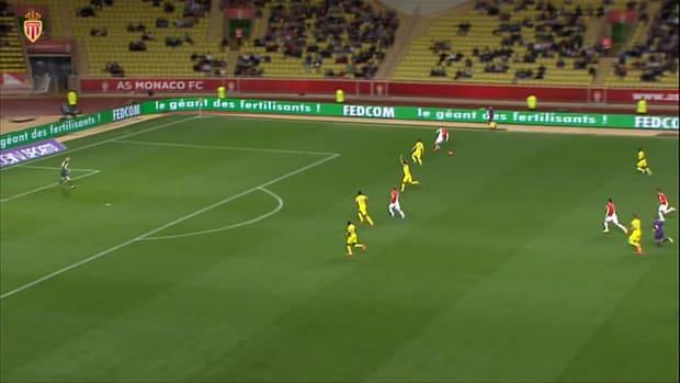 AS Monaco's greatest goals vs Nantes