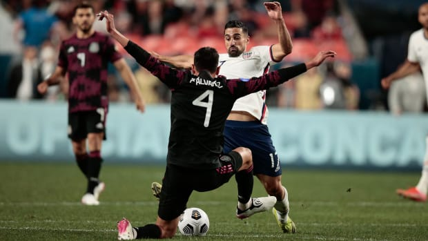USA faces Mexico in the Concacaf Gold Cup final
