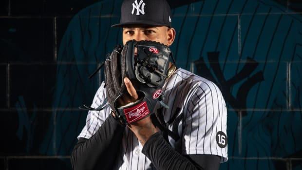 Yankees prospect Luis Gil
