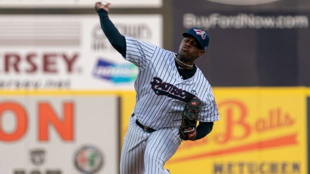 Yankees SP Luis Severino makes rehab assignment