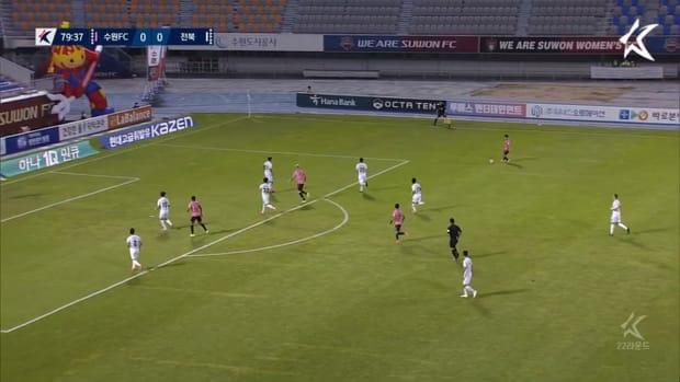 Tardeli Reis opens K League account with winner against Jeonbuk
