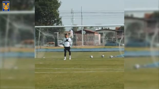 Thauvin's great goal and other highlights from Tigres training
