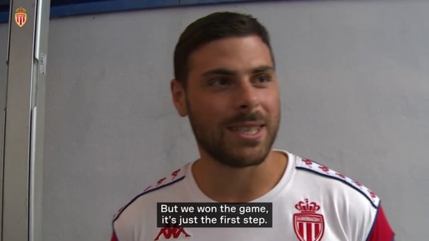 Volland looks for Monaco to finish the job in Champions League qualifying