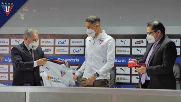 Santiago Scotto joins Liga de Quito