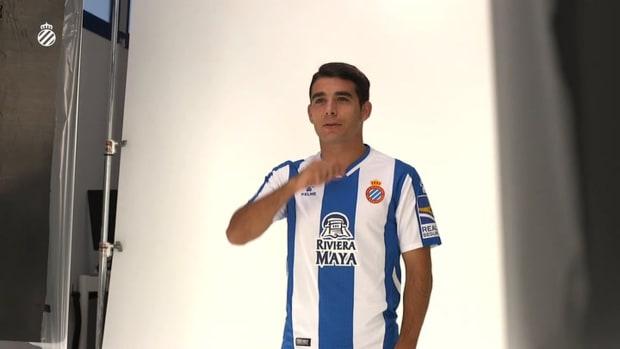 Espanyol's media day ahead of 21/22 LaLiga season