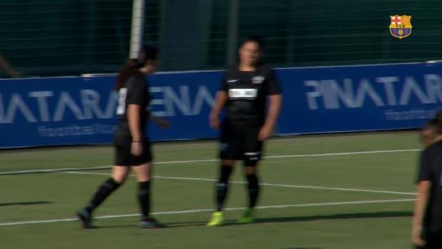 Highlights: Elche 0-17 Barça Women