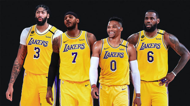 lakers for site copy