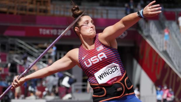 Kara Winger Olympics