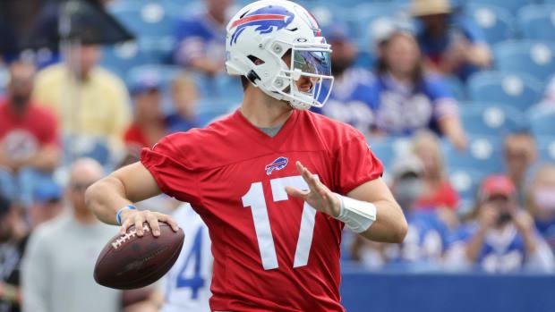 Buffalo Bills Josh Allen