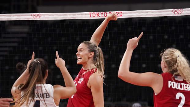 Annie Drews USA Gold Medal