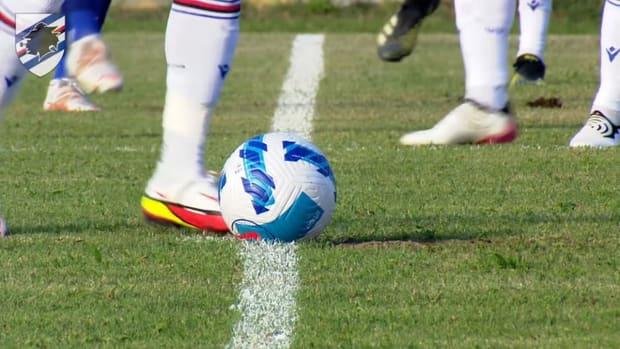 Sampdoria 1-0 Hellas Verona