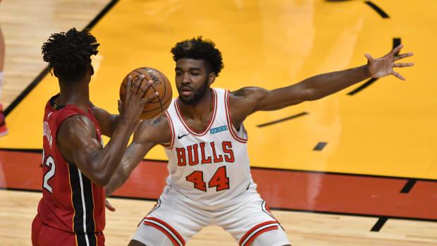 Chicago Bulls Patrick Williams