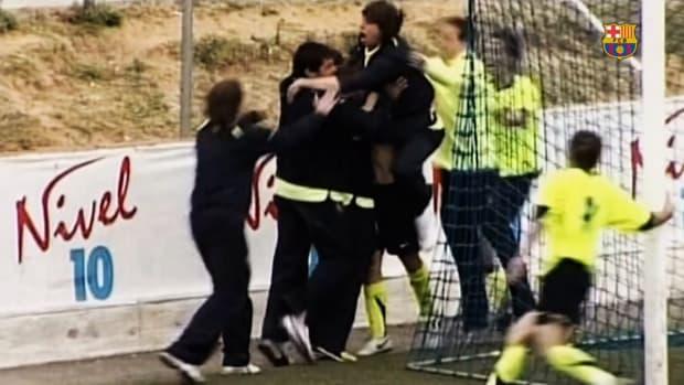 Bojan Krkic's best goals at La Masia