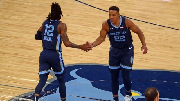 Memphis Grizzlies Desmond Bane