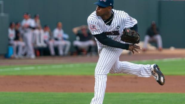 Yankees SP Luis Severino rehab start with Patriots