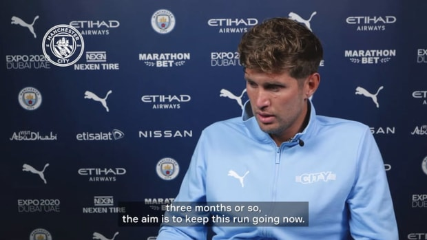 Stones on finding form and new City contract