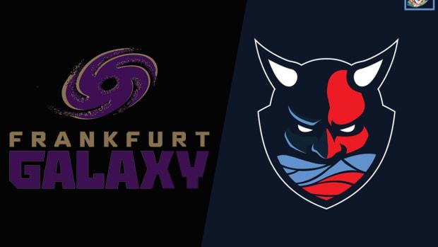 Galaxy vs Sea Devils