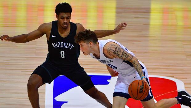 Brooklyn Nets Cam Thomas