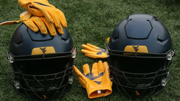 West Virginia helmets