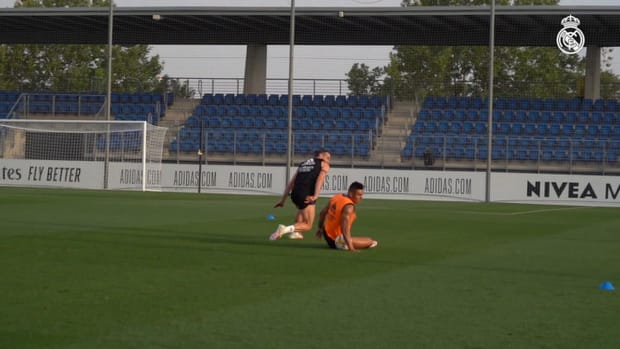 Behind The Scenes: Final training session before LaLiga opener