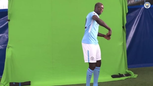 The best of Benjamin Mendy at Manchester City