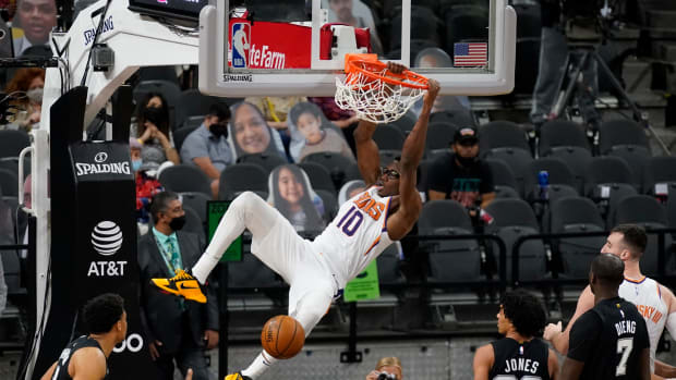 Phoenix Suns Jalen Smith