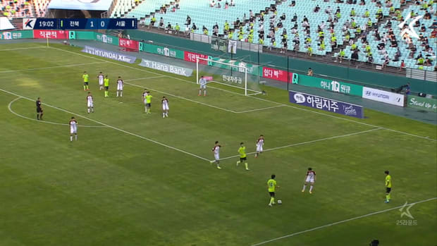 Gustagol stars for Jeonbuk in victory over Seoul