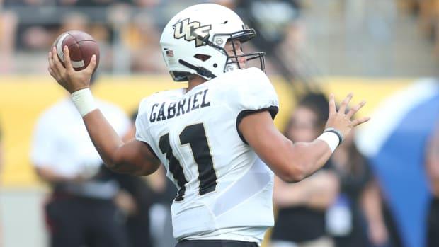 Dillon Gabriel Versus Pittsburgh