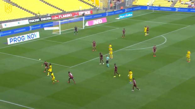 Randal Kolo Muani's superb team goal vs Metz