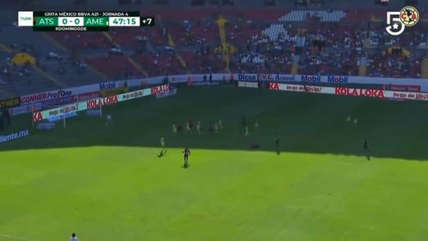 Club América's 1-0 win against Atlas