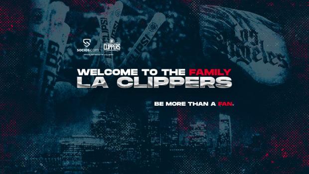 LA Clippers 1920 x 1080