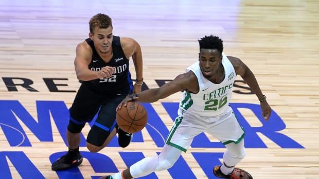 Boston Celtics Aaron Nesmith