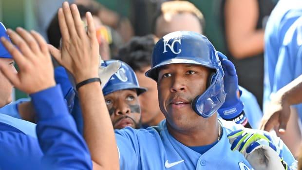 Kansas City Royals Salvador Perez
