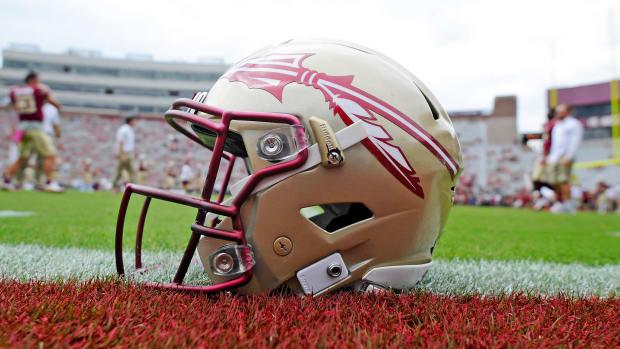 Florida State football helmet