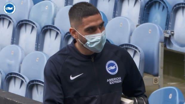 Pitchside: Alexis Mac Allister helps Brighton beat Burnley