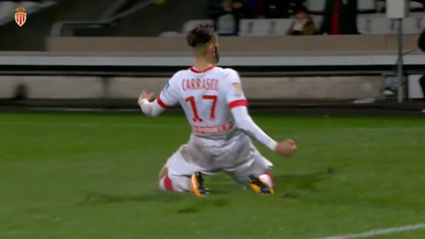 Yannick Carrasco's best Monaco goals