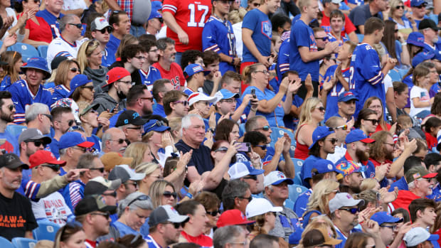 Bills fans could see their team move to Texas if a new stadium can't be funded.