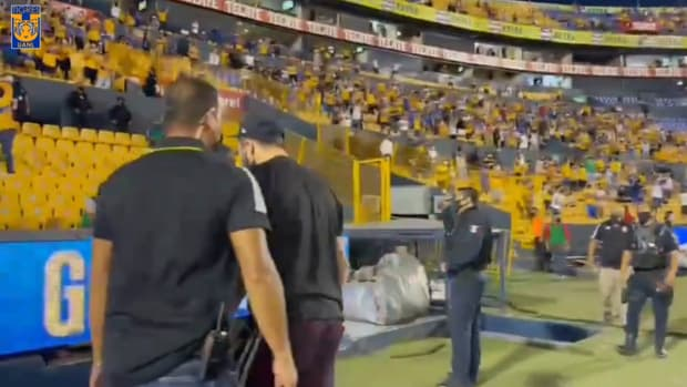 Pitchside: Thauvin's first goal for Tigres and Gignac's passionate celebration