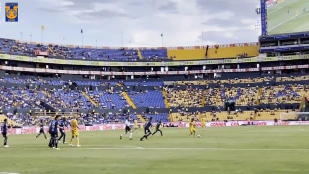 Tigres's Uruguayan connection vs Querétaro
