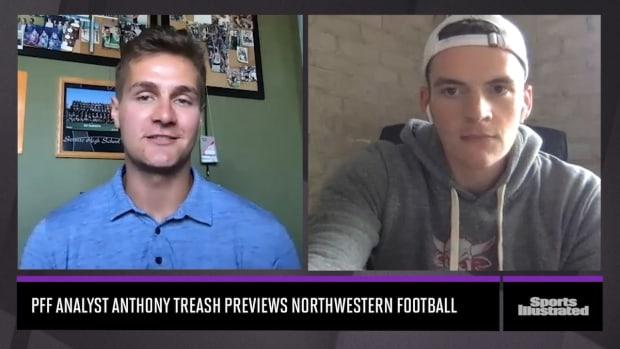 Episode 1: PFF's Anthony Treash Previews Northwestern's 2021 Football Season