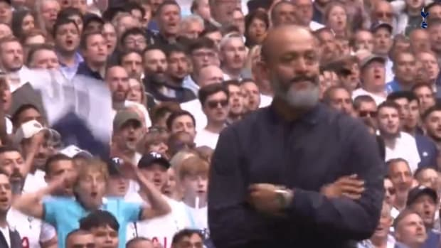 Nuno cam: Spurs boss wins first game in charge vs City