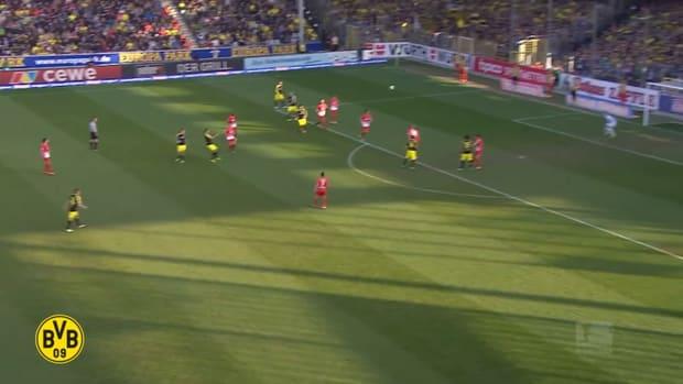 Dortmund's classic goals vs Freiburg