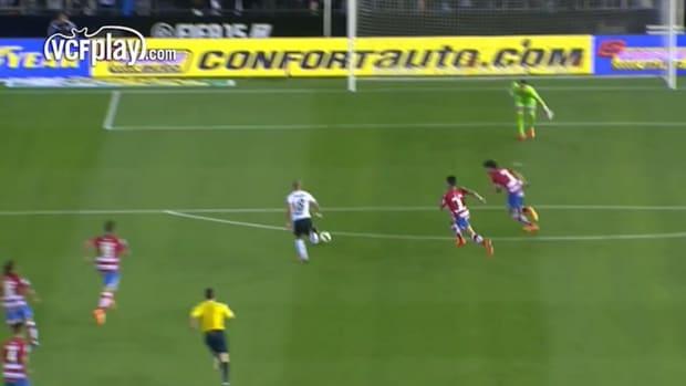 Feghouli's great goal against Granada