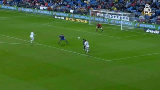 Best goals of Real Madrid against Levante
