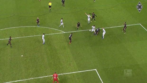 Mönchengladbach's best goals vs Leverkusen