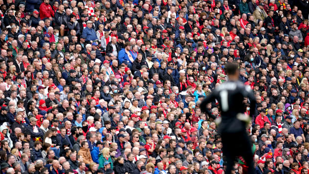 Liverpool Fans Anfield